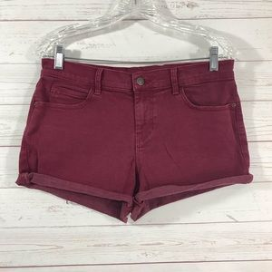 Old Navy Sz 8 Boyfriend Cutoff Stretch Shorts